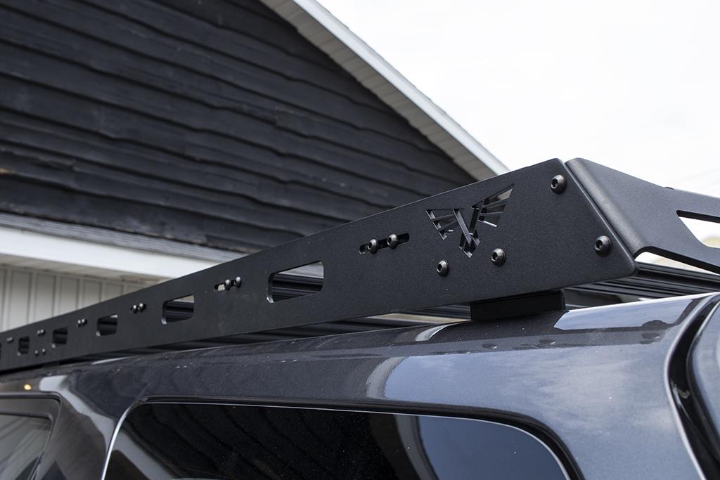 Toyota Tacoma Tent >> Roof Rack Black Hardware Kit - Victory 4x4