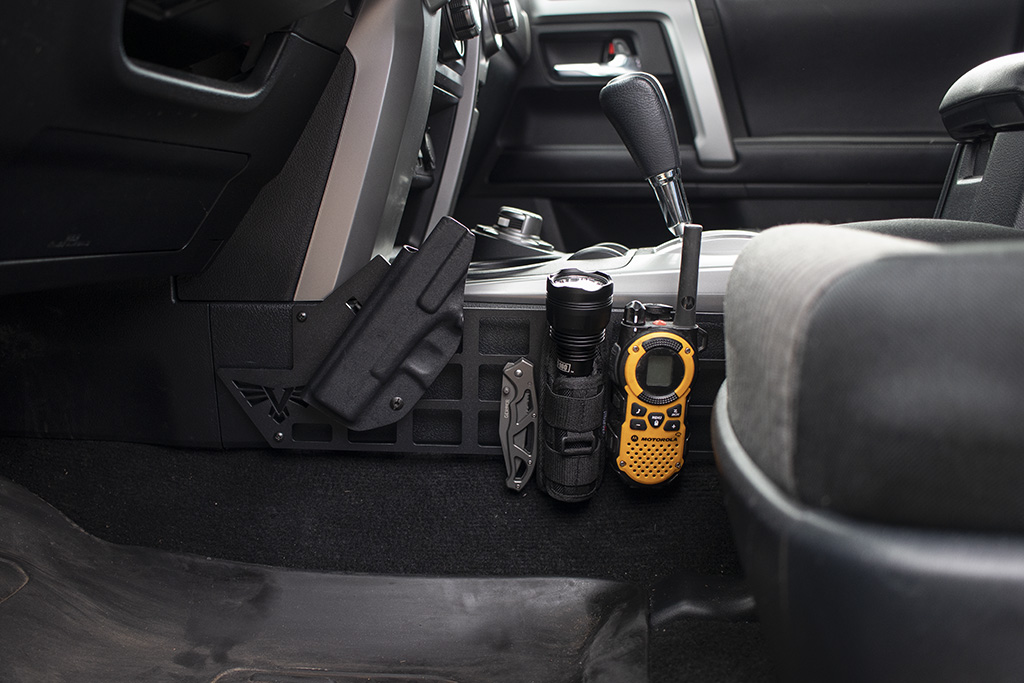 4runner Center Console Molle And Accessory Panel Victory 4x4