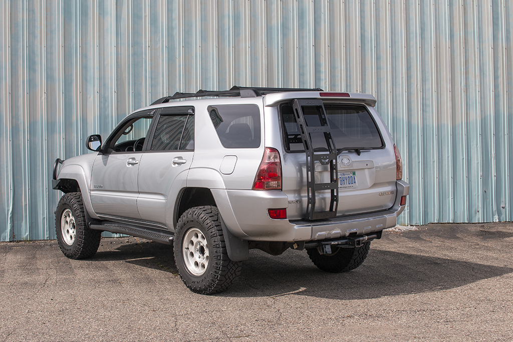 4runner Hatch Ladder 4th 5th Gen 2003 Victory 4x4