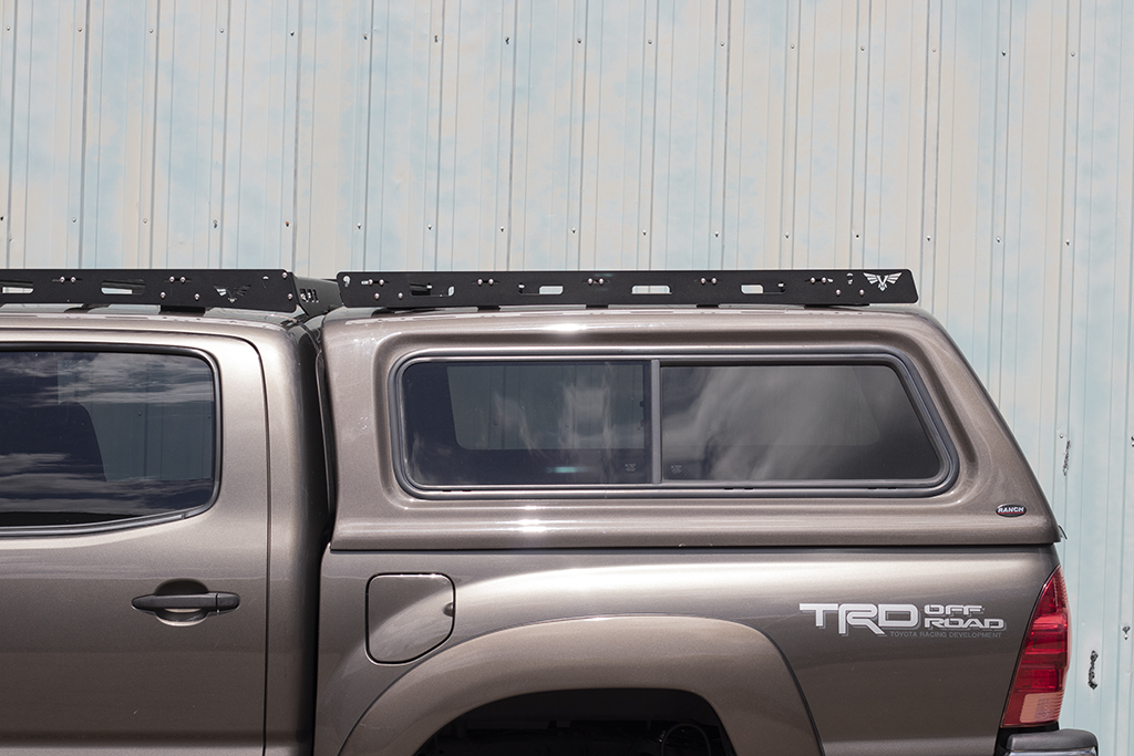Toyota Tacoma Topper >> Tacoma Topper Roof Rack 2nd 3rd Gen 05