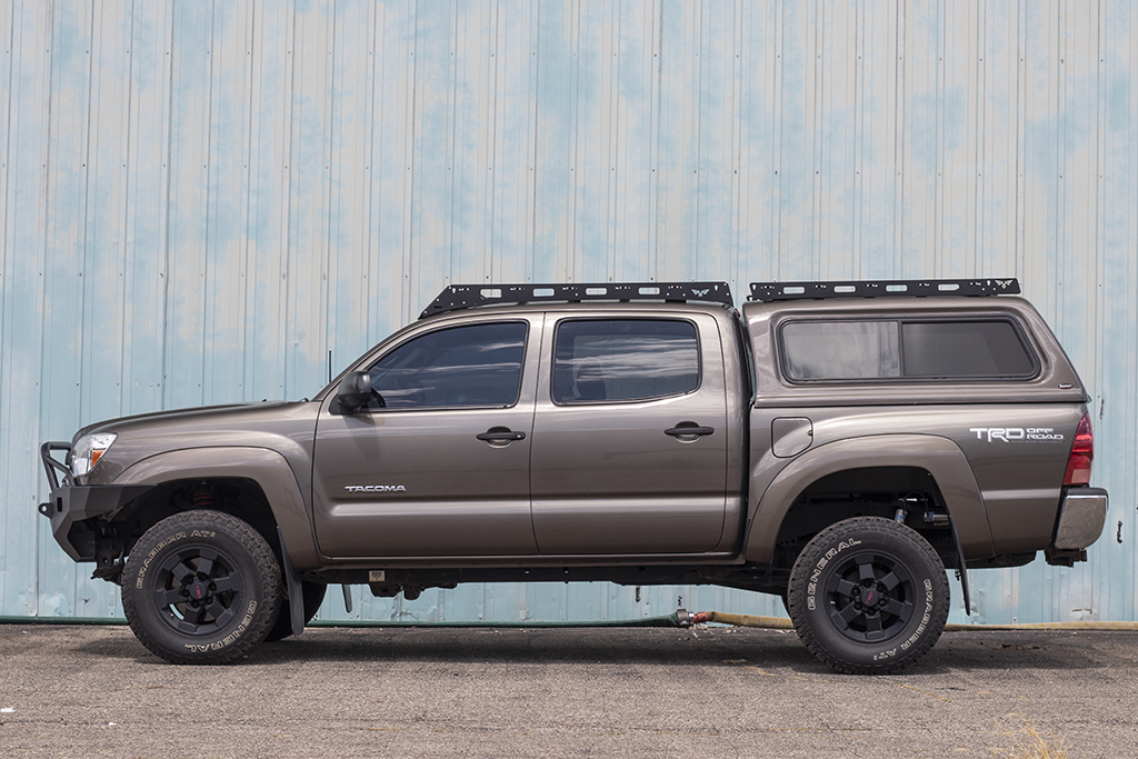 Tacoma Topper Roof Rack 2nd 3rd Gen 05 Victory 4x4