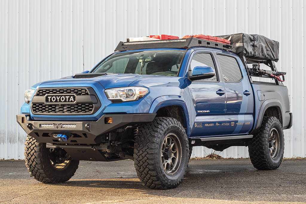 Tacoma Roof Rack 2nd 3rd Gen 05 Victory 4x4